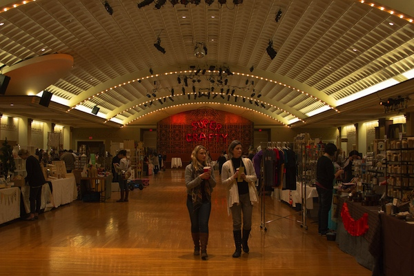 Crafty Supermarket brings its holiday event back to Music Hall Nov. 28