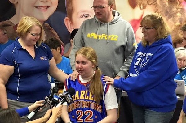 Lauren Hill inspired Cincinnati and the nation