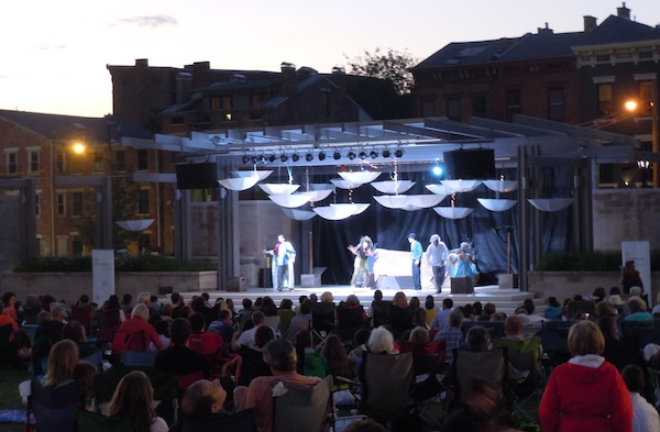 Cincinnati Shakespeare in Washington Park shows how the arts bridge cultural divides