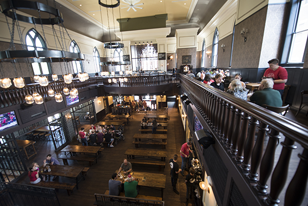 Taft's Ale House resurrected an abandoned OTR church into a thriving restaurant