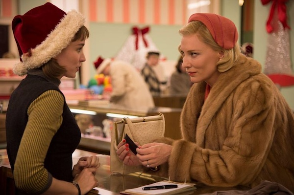 "The Cincinnati Film Commission hosts a red carpet gala Dec. 12 to celebrate the premiere of ""Carol"""
