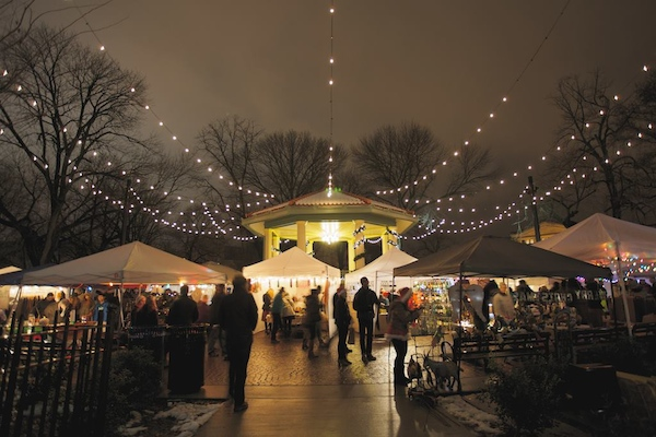 The City Flea hosts its annual holiday market Dec. 12