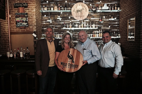 Horse & Barrel serves small plates and bourbon across from the Aronoff Center
