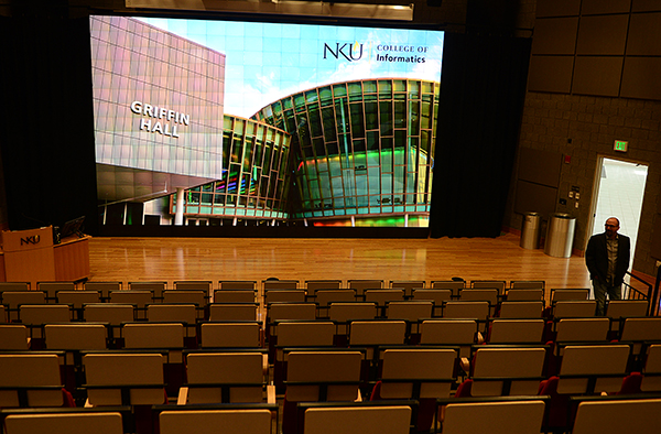 NKU's College of Informatics puts students in touch with the region's entrepreneurial leaders