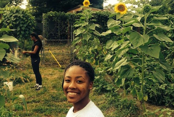 OTR's eco garden is trying to raise $8,000 by Dec. 31
