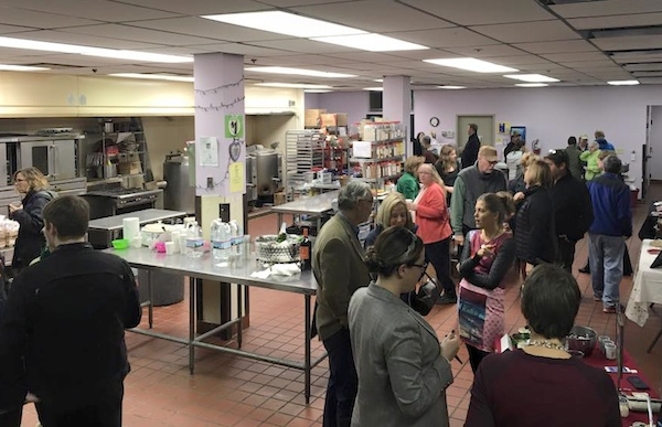 Northern Kentucky Incubator Kitchen hosted an open house last month