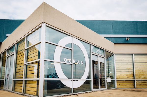 Ocean's new startup class will work at its Oakley studio space over the next five months