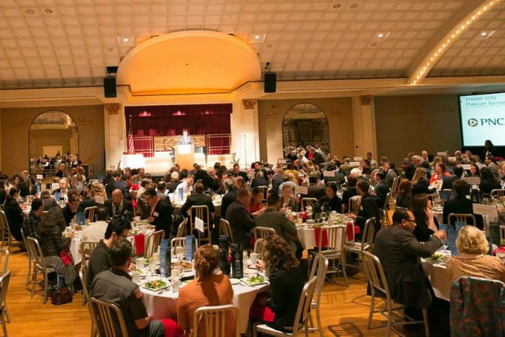 OTR Chamber's Star Awards draw a large crowd to celebrate Over-the-Rhine business and civic leaders