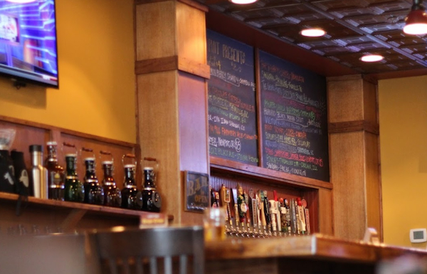 Casual Pint will offer local, regional and national beers on 36 taps