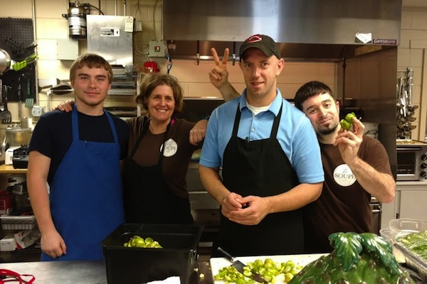 La Soupe will expand its Cincinnati Gives a Crock Cooking Classes thanks to an $8,800 grant