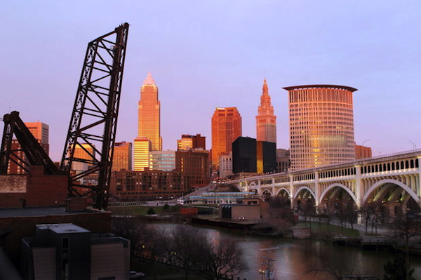Cleveland hasn't fared as well as Cincinnati in regaining job losses from the 2007-09 recession