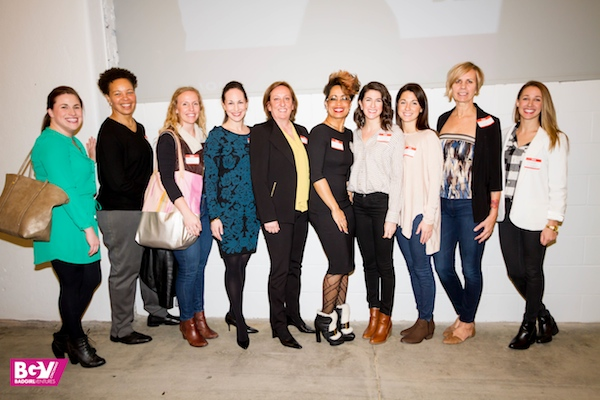 "Participants in Bad Girl Ventures' first ""Launch"" class will graduate June 15"