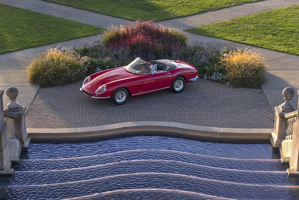 The 39th annual Ault Park Concours d'Elegance is Sunday, June 12