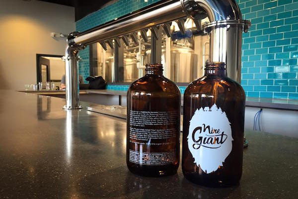 Nine Giant Brewing officially opens on June 25