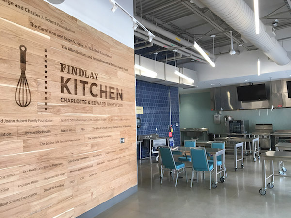 The eight-week City Kitchen program will culminate in a pop-up restaurant at Findlay Kitchen.
