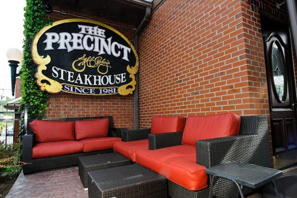 Jeff Ruby's The Precinct made it on Travel + Leisure's list of best steakhouses in the country.