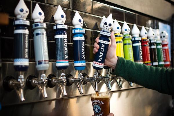 Rhinegeist's different beers help define the Cincinnati region.