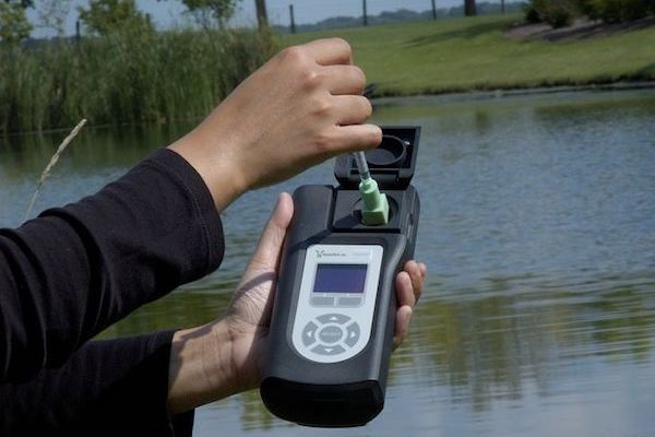 ANDalyze's portable water-testing units replaced existing devices that were notoriously inaccurate.