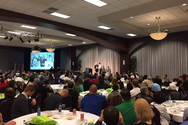 "Last year's Neighborhood Summit drew more than 600 attendees with a theme of ""Making Your Place."""