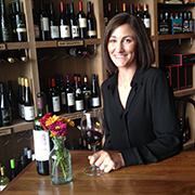 Joanna Argus of 1215 Wine Bar and Coffee Lab