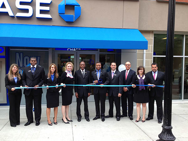 Chase Bank Opens New U Square Location Featuring Newest