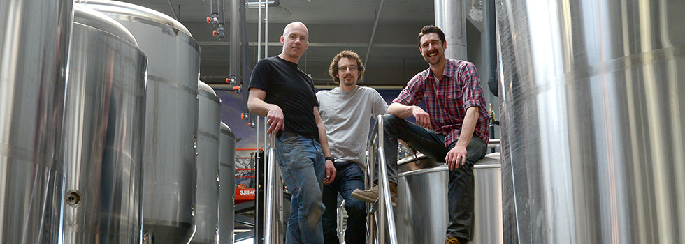 Cheers to brew beginnings at Rhinegeist / scott beseler