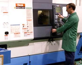 Mazak Corp  a storied advanced manufacturing success